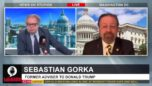 Counting down the days until Biden is out. Sebastian Gorka with Mike Graham