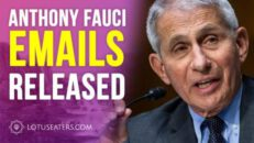 Anthony Fauci's Emails Released - Podcast of The Lotus Eaters