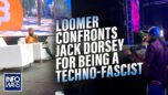 Laura Loomer Confronts Jack Dorsey for Being a Techno-Fascist