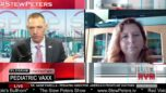 BREAKING EXCLUSIVE! America's Frontline Doctors Pediatric Director Fires Back at Pfizer CEO - Stew Peters Show