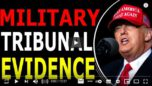 Evidence Of Military Tribuanals, Over 100 Criminals Were Exposed!