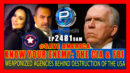 #SaveAmerica Know Your Enemy The CIA & FBI Are Behind The Destruction Of America - Pete Santilli Show
