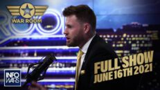 War Room FULL SHOW: Biden ADMITS He Has Handlers And Reads Off Script For Press Conferences
