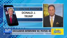 """Donald Trump interview """"I HAVE NOT CONCEDED"""""""
