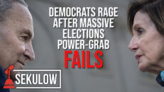Democrats Rage After Massive Elections Power-Grab Fails - American Center for Law and Justice