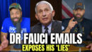 Dr. Fauci Emails Exposes His Lies - HodgeTwins