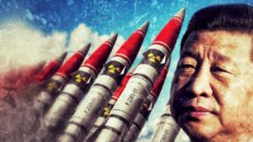 China is about to Attack
