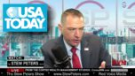Stew Peters Destroys 'USA Today Fact-Checker' With Evidence Backing Injection Magnetism
