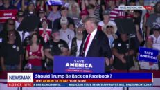 Trump Returns to Rally Stage for EPIC Pro-America Speech in Ohio