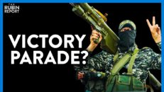 Insane Footage of Hamas Holding a Victory Parade in Gaza | DM CLIPS | Rubin Report