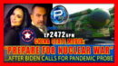 PREPARE FOR NUCLEAR WAR CHINA STATE MEDIA AFTER BIDEN CALLS FOR PANDEMIC PROBE - Pete Santilli Show