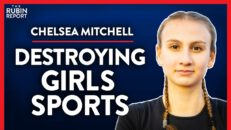 The Truth About Competing Against Trans Athletes (Pt. 1)   Chelsea Mitchell   WOMEN   Rubin Report