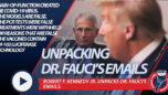 Robert F. Kennedy Jr. Unpacks Dr. Fauci's 3,234 Emails | Fauci Lied. People Died - Thrivetime Show: Business School without the BS