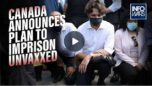 Medical Martial: Law Canada Announces Plan to Imprison Unvaccinated