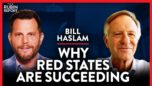 Proof That Red States Are Winning & Luring In Business | Bill Haslam | POLITICS | Rubin Report