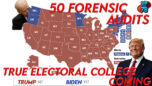All 50 States May Have Forensic Audits By End Of Summer, Panic In DC, Insider Tip! - RedPill78 The Corruption Detector