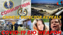 Chinese Defector Reveals Covid Origins, RP78 Deleted For Speaking Truth - RedPill78 The Corruption Detector