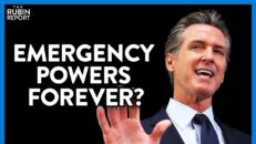 Exposing the Trick Governors Might Use to Keep Emergency Powers | DIRECT MESSAGE | Rubin Report