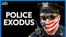 Police Exodus: This City Just Had an Entire Squad Quit in Protest | DIRECT MESSAGE | Rubin Report