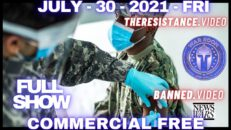 Veterans Sound Off On Biden Administration Tyranny And Forced Vaccinations - War Room w/Owen Shroyer 07/30/21