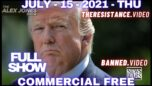 Global Bombshell: Georgia Audit Confirms State Deliberately STOLEN From Trump - Alex Jones Show 07/15/21