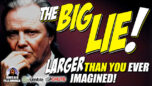 THE BIG LIE! The SCAM-DEMIC Has Been Used To MANIPULATE The World! EPIC Stew Peters w/ Jon Voight! - James Red Pills America