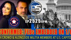 Confirmed: FED´s embedded on 01/06 - Pete Santilli Show Ep 2525