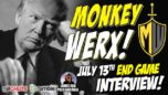 """MILITARY INSIDER, MONKEY WERX: """"MORE WILL BE REVEALED!"""" MUST SEE JULY 13 INTERVIEW! END GAME UPDATE! - James Red Pills America"""