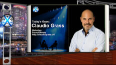 Claudio Grass-Freedom Is Not Free You Have To Fight For It,The People Will Demand Decentralization - X22 Report Spotlight