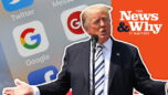 TRUMP ANNOUNCES BIG TECH LAWSUIT. Will He Win? - The News and Why It Matters
