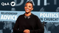 Candace Owens Q&A: Relationship Advice & Politics In Church
