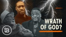Lightning Takes Down George Floyd Mural | Fearless with Jason Whitlock