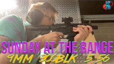 Sunday At the Range With RedPill78 The Corruption Detector