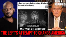 Analyzing ALL ASPECTS Of The Left's Attempt To Change America   Guest David Harris Jr. - Rudy Giuliani's Common Sense