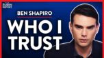 The Only People I Trust for Reliable Scientific Info (Pt. 1) | Ben Shapiro | POLITICS | Rubin Report