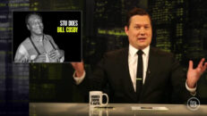 STU DOES... Bill Cosby: Despite Your Opinions, Justice WAS Done