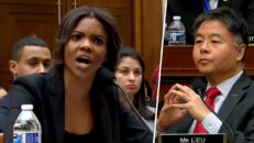 THROWBACK: Candace Owens EMBARRASSES Rep. Lieu Over INSANE Accusation