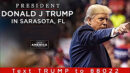 Donald Trump's first rally in Florida since leaving office - July 3, 2021