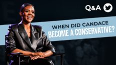 When Did Candace Owens Become A Conservative?