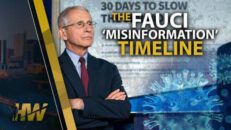 THE FAUCI 'MISINFORMATION' TIMELINE - The Highwire with Del Bigtree