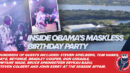Obama's Maskless Birthday Party Featuring Tom Hanks, Jay-Z and Hundreds of Guests - Thrivetime Show