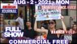Mass Protests Worldwide as Humanity Resists 'Great Reset' Vaccine Passports, Lockdowns - The American Journal 08/02/21