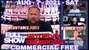 Alex Jones Emergency Broadcast: Infrastructure Bill Containing Martial Law Provisions Set to Pass 08/07/21
