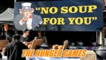 Hunger Games Outcast. No Soup For You! - Shaking My Head Productions