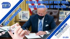 Biden Laughs At Poll Saying Most Think He Failed on Afghan Withdrawal, FDA Approves Vax - This Is My Show With Drew Berquist