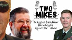 General Jeff Schloesser: The Afghan Army Never Had a Chance Against the Taliban - Two Mikes