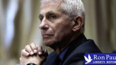 Fauci's Forecast: 'More Pain And Suffering!' Really? - Ron Paul Liberty Report