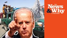 POINTING FINGERS: Biden Plays Blame Game in Afghanistan's Fall | The News & Why It Matters | Ep 844