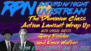 Dominion Class Action Update #3 on Sat. Night Livestream - RedPill78 The Corruption Detector