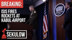 BREAKING: ISIS Fires Rockets at Kabul Airport - American Center for Law and Justice
